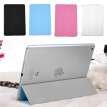 Ultrathin Tri-fold Smart Case Cover Stand Protect For Apple ipad mini 1/2/3  Black