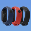 In Stock Xiaomi Mi Band 3 Smart Wristband Fitness Bracelet MiBand Band 3 Big Touch Screen OLED Message Heart Rate Time Smartband