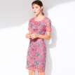 BURDULLY 2018 New Arrivals Summer Chinese Style Dresses Embroidery Vintage Summer Pencil Dresses For Women Work Office Dress