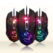 USB Computer PC Laptop Car Wired Game Gamer Gaming Mouse Mice Bloody Optical Mice X7 Eergonomic for Steelseries Dota 2 LOL CF