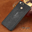 Genuine Leather Phone Case For Xiaomi 5X Case Natural Pearl Fish Skin Back Cover For Redmi 4 4X 5 5X Case