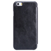 Nilkin iPhone6/Apple 6/iPhone6s Qin series mobile phone protection leather case black