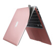 Must be beautiful (BUBM) Apple macbook notebook protective film Air / Retina / Pro with Touch Bar body protection film shell film champagne gold pro13.3 inches