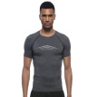 Top Quality Gyms Compression T-Shirt Workout Fitness Slim Tights Shirts Men Quick Dry Breathable Exercise T-shirts
