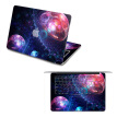 GEEKID@Macbook decal front sticker macbook keyboard sticker full decal skin Purple top sticker US style keyboard protector