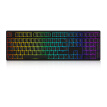 AKKO Ducky Zero 3108S RGB Symphony Backlit Mechanical Keyboard 108 Original Cherry Axis PBT Key Cap Black Red Axis Chicken Keyboard Game Keyboard