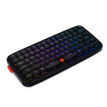 AJAZZ ZERO origin meteorite black RGB green axis Bluetooth wireless mechanical keyboard Android Apple iPad mobile phone tablet