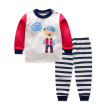 2pcs Set Baby Underwear Clothing Sets Cartoon Casual clothes Baby Boy Girl Clothes suits toddler kids warm tracksuit