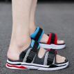 9a95c83209bb ... Damaizhang Summer New Version Men Sandal Detachable Soft Casual Beach  Shoes High Quality Slipper