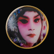 "Chinese Peking Opera commemorative coin Peking Opera classic ""farewell my concubine"" stars zhang guorong movie star coin"