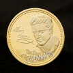 Elvis Presley The king of Rock & Roll Memorial 1935-1977 Super Music Idol commemorative coins music collectibles