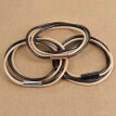 Multi-Layer Thin WAX CORD Bracelet Magnetic Clasp