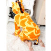 Kids Cartoon Clothes Parent-Child Homewear Siamese Pajamas Suit -Fawn