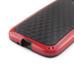 Fashion & Durable TPU & PC Protective Case for Moto G - Red + Black