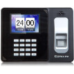 (Comix) OP340C high-definition intelligent large color screen free software fingerprint attendance machine is simple and convenient high-speed punch card machine