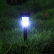 Outdoor solar lawn lights, garden courtyard lights, rain prevention LED lawn lamp