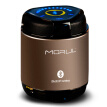 Dual Power TF/micro-sd card play HiFi Mini portable car mp3 bluetooth speaker,MORUL H1 usb wireless speaker