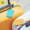 Бирка на чемодан  Xiaomi 90 Points Bright Silicone Luggage Tag