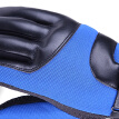 Bovnik plus cashmere thickened gloves male winter warm gloves motorcyclist wind riding rider riding gloves blue