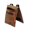 Canvas bag summer new small shoulder bag canvas shoulder bag Messenger bag man bag