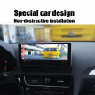 Car Navigation For Audi Q5 B8 8R 2009~2018 Multimedia Player NAVI Update Big Monitor Double System Countrol Navigation