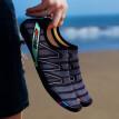 2a5f03a1a ... AiDELi Пара легкая и удобная пляжная обувь для мужчин и женщин плавая  обувь ...
