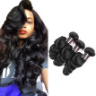 Ishow Hair 7A Peruvian Loose Wave Hair 3 Bundles 100% Human Hair Weave 8-28 Natural Color Hair Extensions