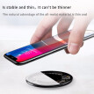 Baseus 10W Qi Wireless Charger For iPhone XS XR XS Max  X  8  Wireless Fast Charging for  Samsung S9 S9+ S8 Note 8 Xiaomi
