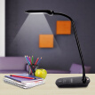 【Jingdong Supermarket】 Guan Ya LED desk lamp student learning desk lamp business office touch dimming tone warm tempering USB interface bedroom bed reading lamp LA-H328 black