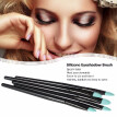 5pcs Silicone Makeup Brush Set Professional Eyeshadow Brush Kit Facial Cosmetic Tools for Woman Colorized