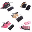 Wood 32Pcs Makeup Brushes Kit Professional Cosmetic Make Up Set + Pouch Bag Case pink