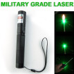 5X Military 10 Miles 532nm Green Laser Pointer Pen Visible Beam Light High Power