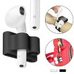 Silicone Earpods Protective Cover Protection Case Stand For Apple AirPods Wireless BT Headset IWatch Accessories