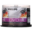 Philips (PHILIPS) DVD-R 16 speed 4.7G can print drums 50 discs