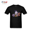 icoup world  ntnight elf druid of Warcraft custom t - shirt