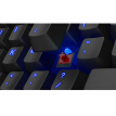 SteelSeries Apex M500 Blue Edition Game Machine Keyboard Black Red Shaft