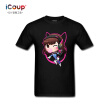 2017 icoup summer new product lookout q version t - shirt