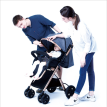 High view baby strollers can sit or lie down portable folding four-wheel trolleys baby strollers in both directions baby strollers