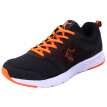 Jordan men 's shoes running shoes shock absorber sports shoes XM1560239 black / shiny orange 43
