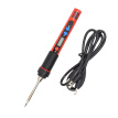 Mini Portable Digital Display High Precision Adjustable Temperature Electric Soldering Iron Set with USB Cable