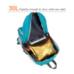 30L Ultralight Handy Travel Backpack Water Resistant Backpack Hiking Daypack Lightweight Foldable Bag for Camping Outdoor Travel C