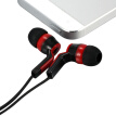 In-ear Binaural Stereo Headset 3.5mm Audio Plug Music Earphone Noise Cancellation  Headphone  for iPhone 6S 6Plus 6 Samsung S6 Not