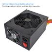 2600W Switching Server Power Supply 93% High Efficiency Professional Mining Machine Power Source for Ethereum S9 S7 L3 Rig Mining