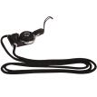 KooLife Mobile Phone Lanyard, Black