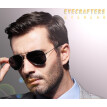 Eyecrafters Designer Fashion Classic Mens Polarized Sunglasses Driving Metal Frame Pilot Sunglasses Eyewear 3025