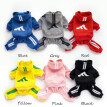 Winter Warm Pet Dog Clothes Wear Jacket Cotton Small Pet Dog Clothes for Dog Jumpsuit Coat Clothing For Dogs Sportswear Hoodie