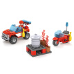 COGO Building Blocks  Intellingence Toy for Boy Fifrefighting Series