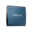Teclast 512GB Type-c USB3.1 Solid State Mobile Hard Disk (PSSD) S20 Series Shockproof Drop Lightweight Portable High Speed ​​Transmission
