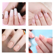 30g Poly Gel Camouflage Extend Builder Nail Design UV Lamp Extension Nails Crystal Jelly Nail Polish