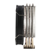 Thermalright TA140cpu Radiator (5 heat pipe single tower / height 159 / 14cm PWM fan / 1500 speed / copper mirror / heat pipe nickel plated)
